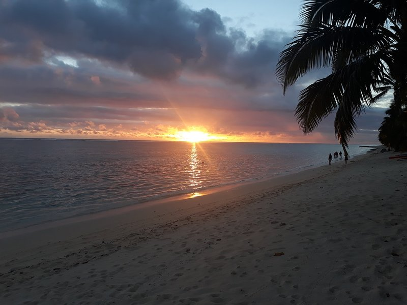 Splendidi tramonti