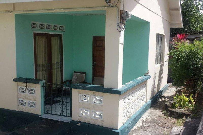 KTUO's Maison – semesterbostad i St Vincent och Grenadinerna