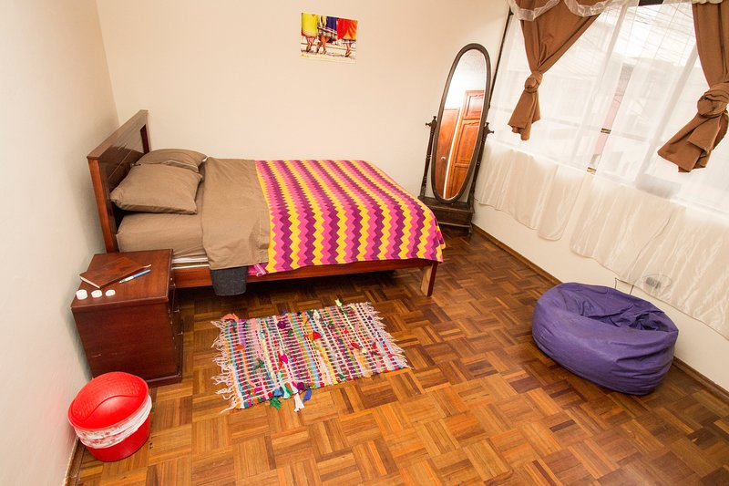 Big private apartment laundry incl. in central Quito, holiday rental in Yasuni National Park