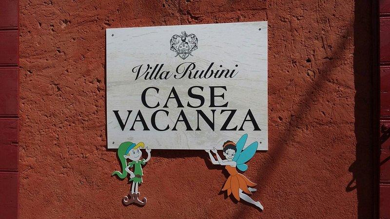 Bienvenue à la Villa Rubini maisons de vacances