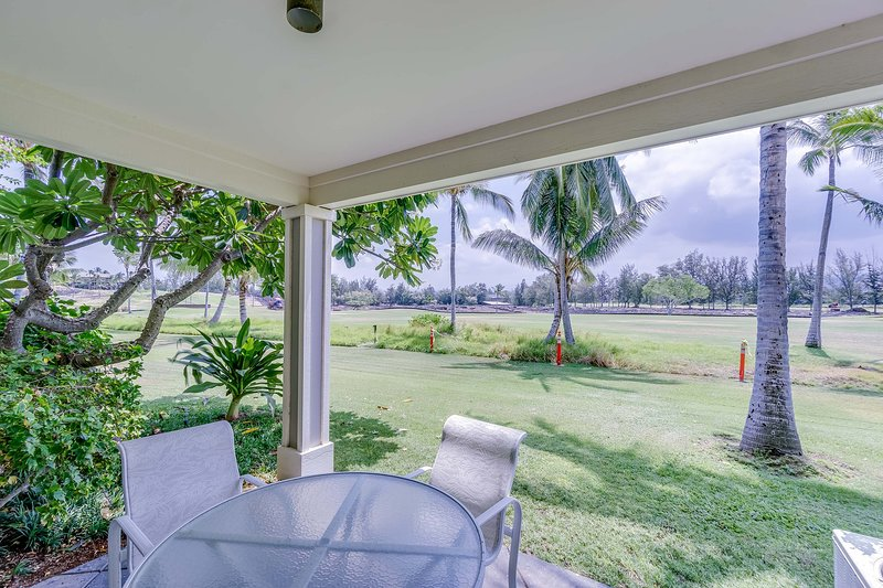Fairway Villas D2 - Private Lanai
