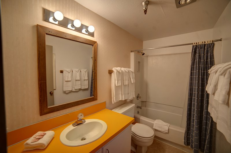 Thunderhead Lodge # 303-Thunderhead Lodge # 303 Baño
