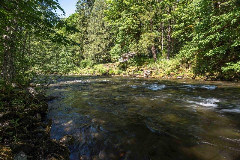 Escapade au fleuve Salmon