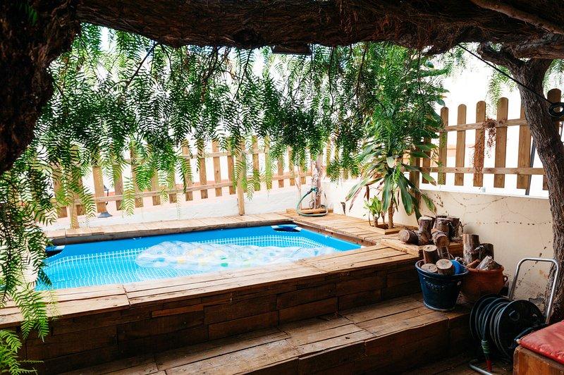 Horus´s Smile in Candelaria, vacation rental in Candelaria