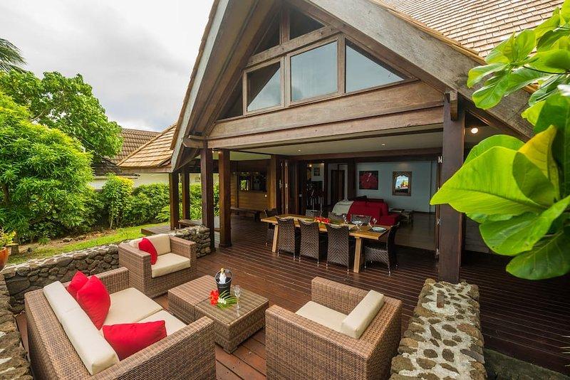 VILLA BORA BORA LAGOON, holiday rental in Bora Bora