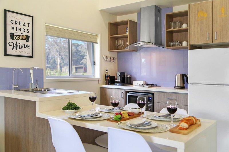 Alloggio Hunter Valley - Ironbark Villa 3 - Pokolbin - Cucina
