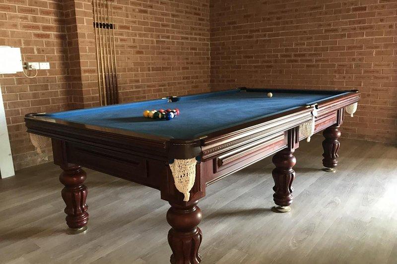 Alojamiento en Hunter Valley - Wine Country Lodge - Pokolbin - Sala de juegos