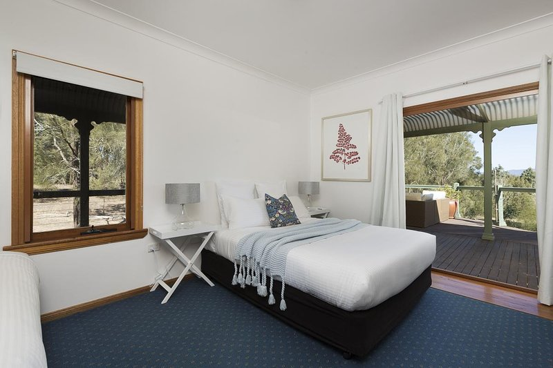 Alojamiento en Hunter Valley - Wine Country Lodge - Pokolbin - todo