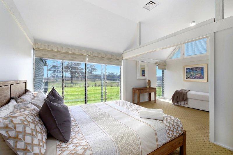 Alojamiento en Hunter Valley - Ironbark Hill Estate - Pokolbin - Habitación