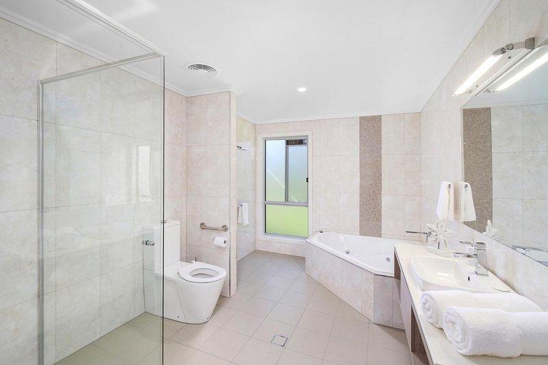 Alojamiento en Hunter Valley - Ironbark Hill Estate - Pokolbin - Baño
