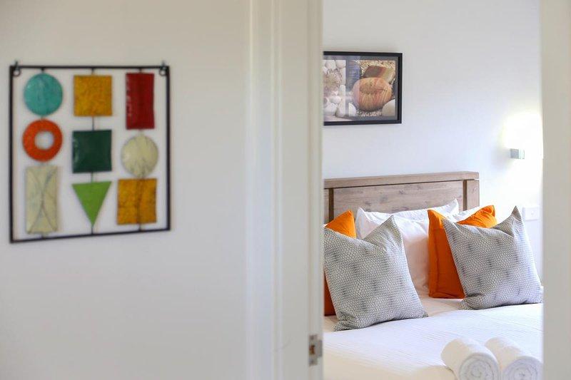 Alloggio Hunter Valley - Ironbark Villa 3 - Pokolbin - Camera da letto