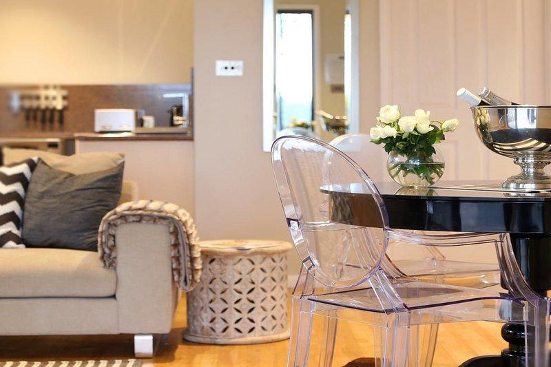 Alojamiento en Hunter Valley - Degen Estate - Pokolbin - Sala de estar