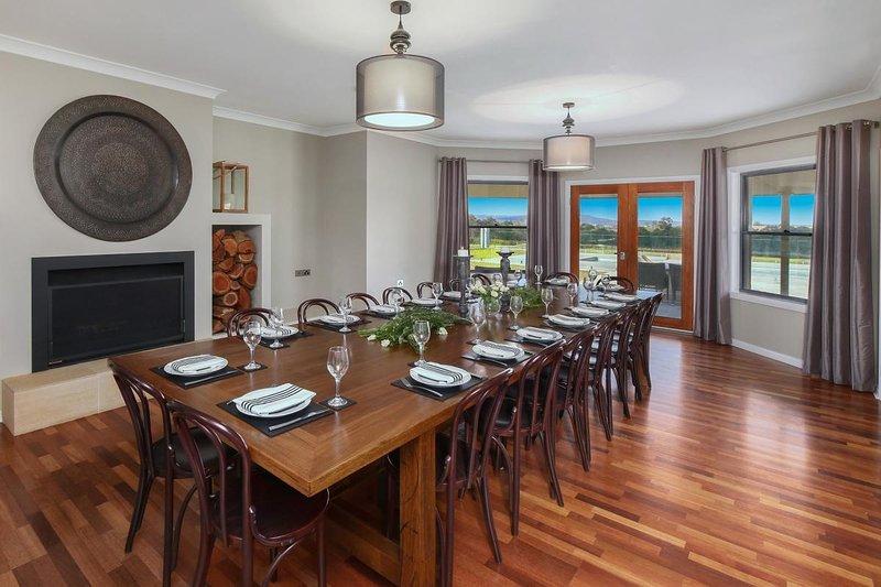 Alojamiento en Hunter Valley - Degen Estate - Pokolbin - Restaurantes