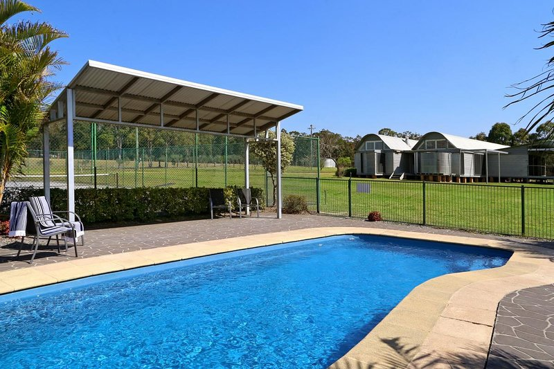 Hunter Valley Accommodation - Ironbark Hill Retreat - Pokolbin - Exterior