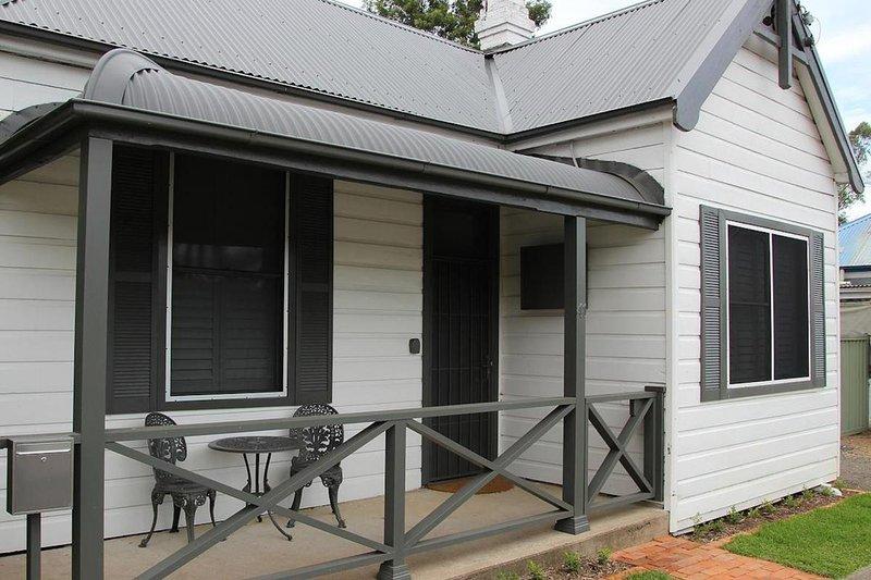 Hunter Valley Accommodation - Hunter Cottage - Branxton - Exterior