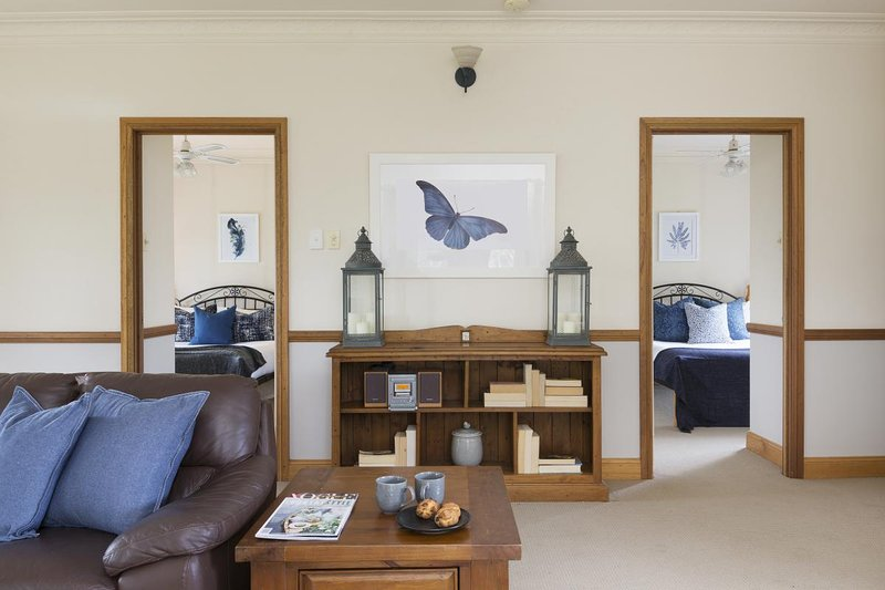 Hunter Valley Accommodatie - Windsors Edge Cottage Rothbury - Pokolbin - alles