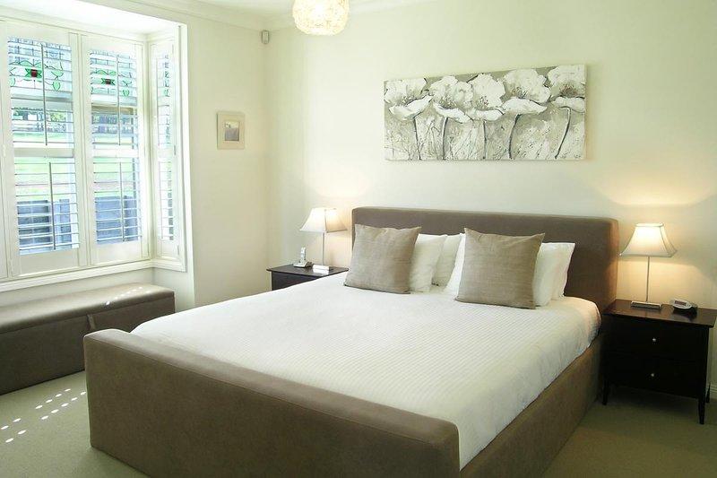 Hunter Valley Accommodation - Kinsale Cottage - Pokolbin - Bedroom