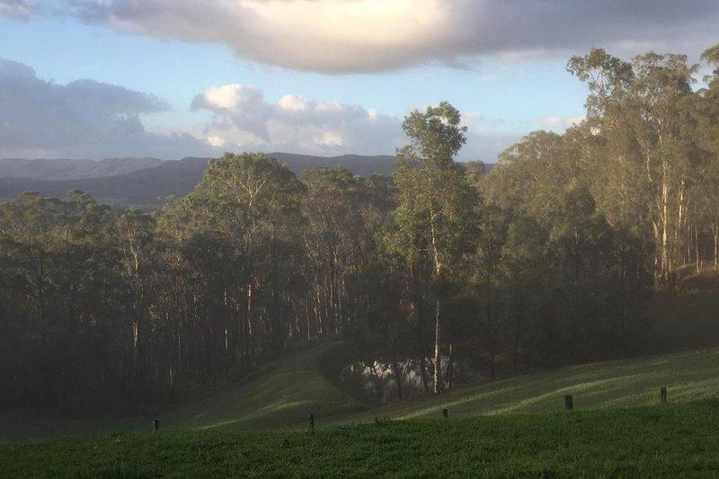 Hunter Valley Unterkunft - Alphawood - Mount View - alle