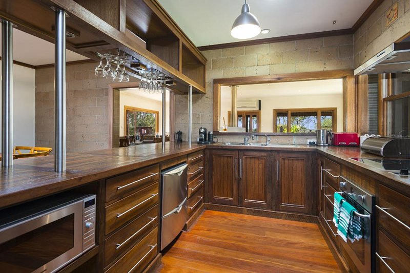 Hunter Valley Accommodation - Dalwood Country House - Kitchen