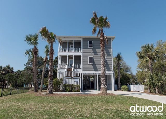 Good Graces - Gorgeous Home With Private Pool & Ocean Views, holiday rental in Edisto Island