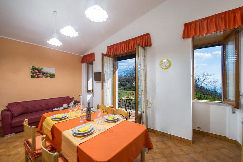 Il Rifugio sul Sentiero Amalfi Coast, casa vacanza a Agerola