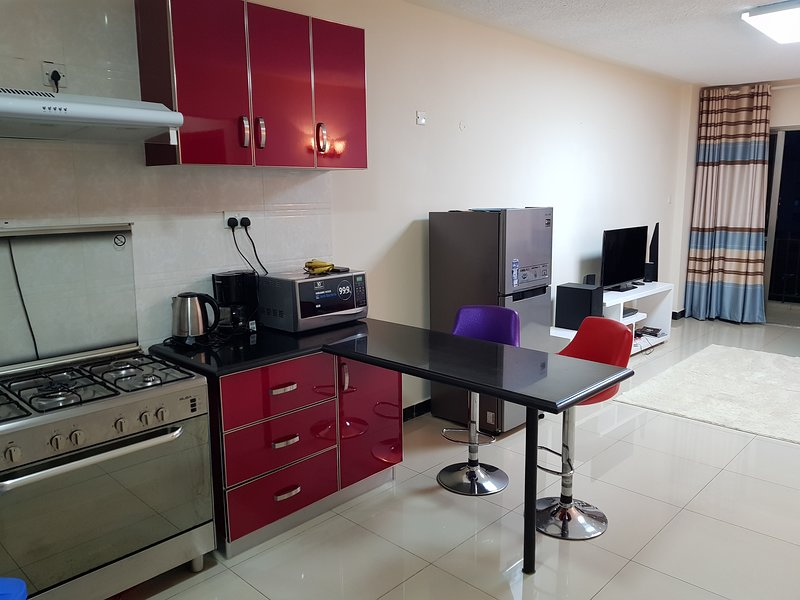 2 Bedroom Luxury Apartment in Kilimani, casa vacanza a Nairobi Region