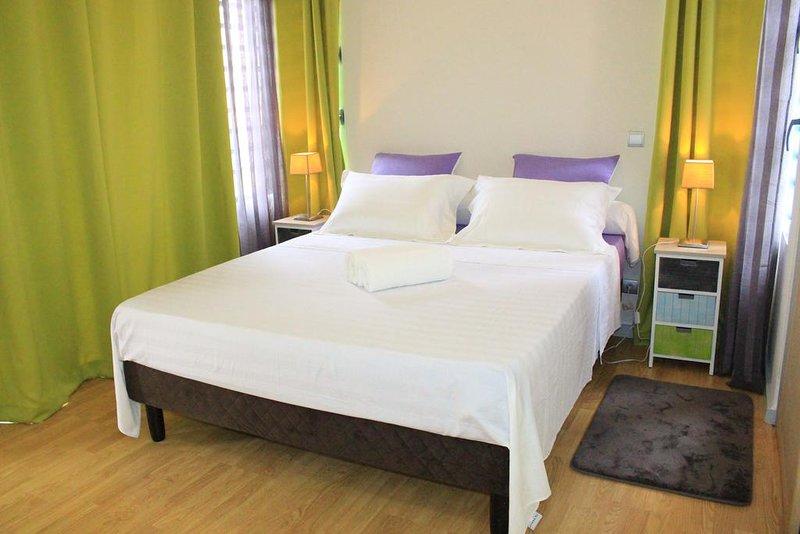 COOL HOLIDAYS - THE GREEN ROOM, alquiler de vacaciones en Bora Bora