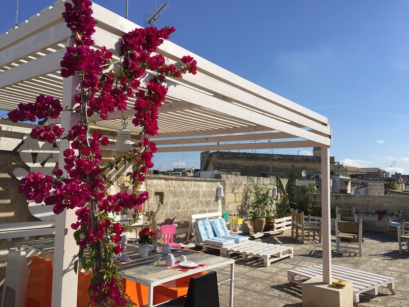 Bb Le Giravolte Centro Storico Lecce, casa vacanza a Conca Specchiulla