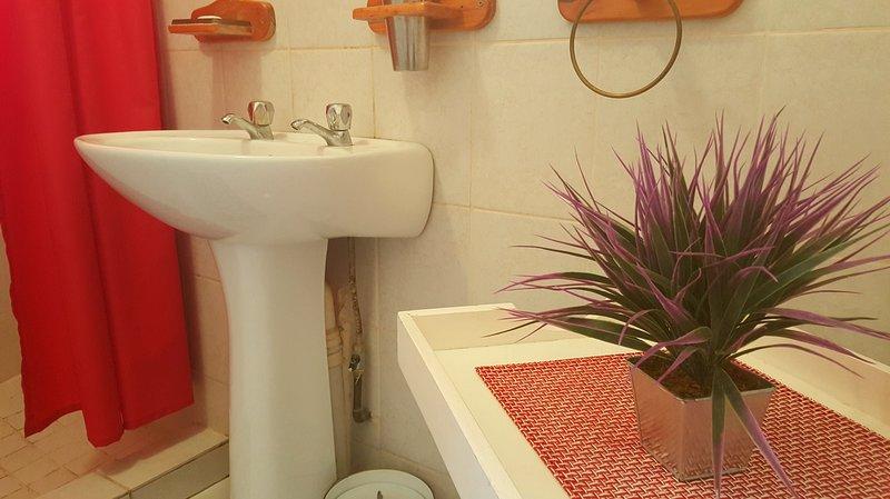 Toutes les salles de bain avec douche seulement - Sunshine Self Catering