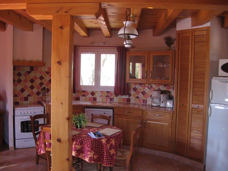 Le Gite Moulin au Viala du Bosc 34700, aluguéis de temporada em Le Puech