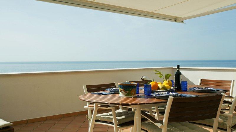 CASA LARA Vettica/Amalfi - Amalfi Coast, vacation rental in Vettica