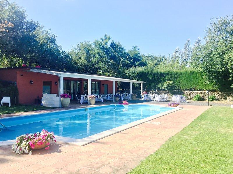 Bed and Breakfast Il Glicine Etna, Taormina e Mare, location de vacances à Piedimonte Etneo