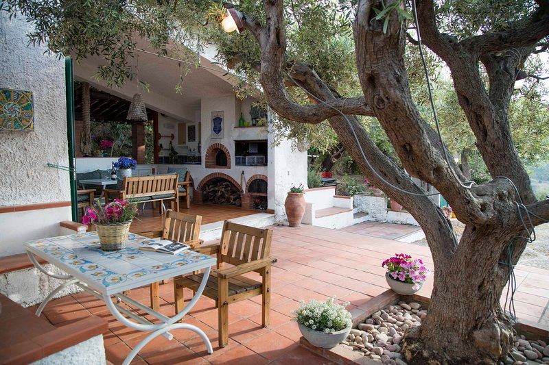 Villa Angelina tra mare e cielo, holiday rental in Gibilmanna