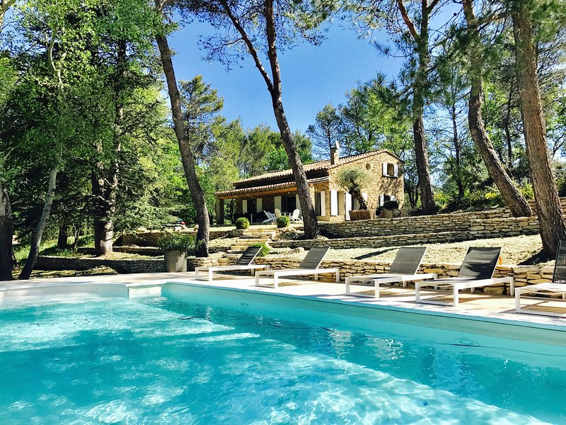 Villa Zen et Chic Luberon, holiday rental in Menerbes