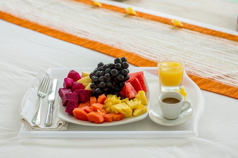 frutas Paquete