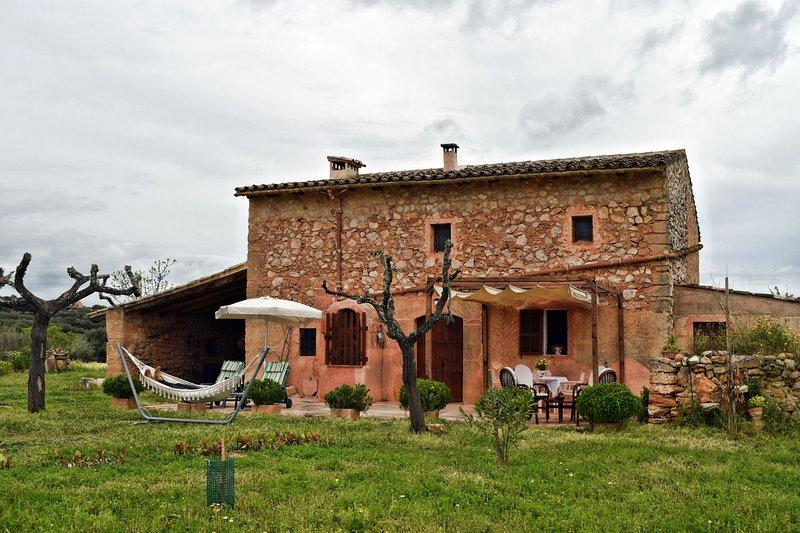 Sa Riba, casa de campo en Mallorca, holiday rental in Sant Llorenç des Cardassar