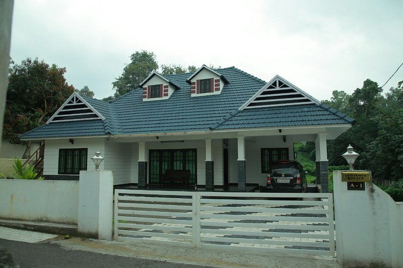 Short term stay, vacation rental in Kottayam