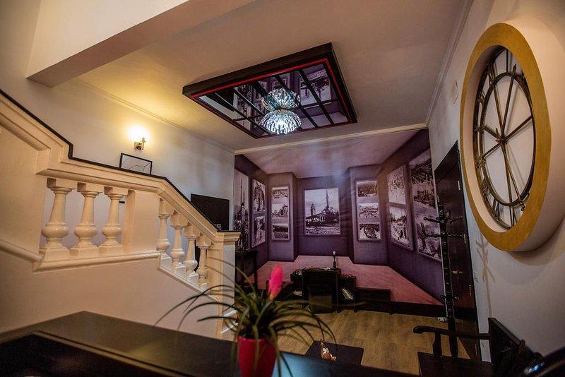 Living Hotel - D101, location de vacances à Daias-Barabas