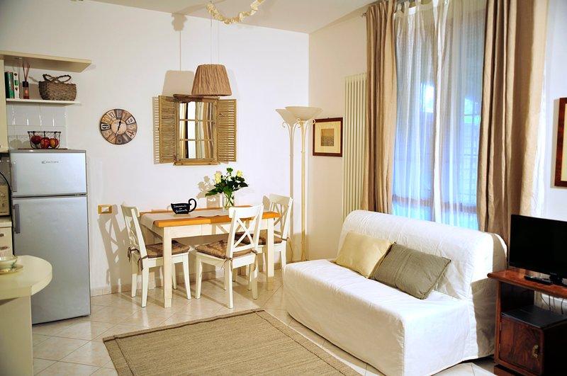 Appartamento 'Il giardinetto', holiday rental in Longara