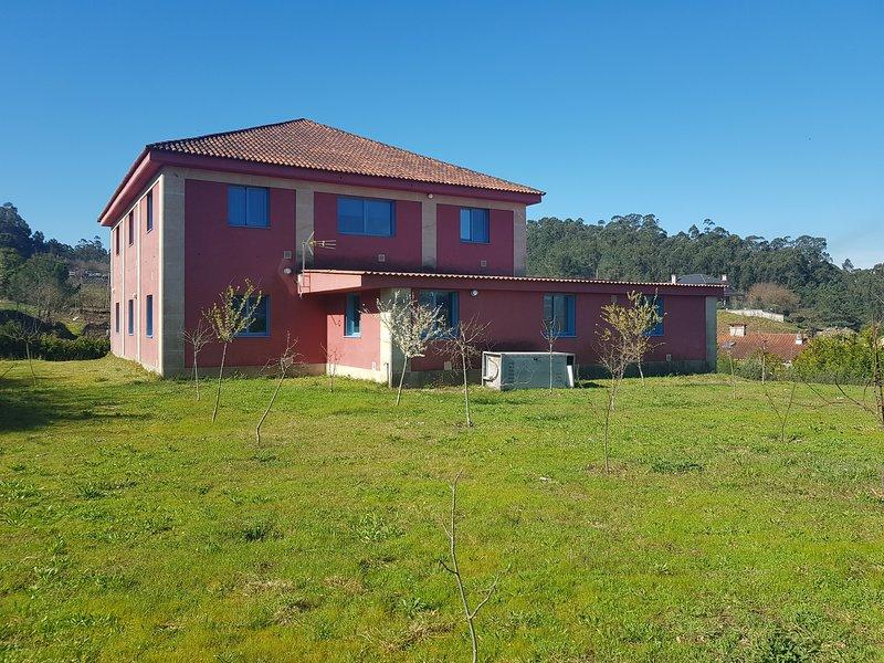Hostel Villafranca - Garten