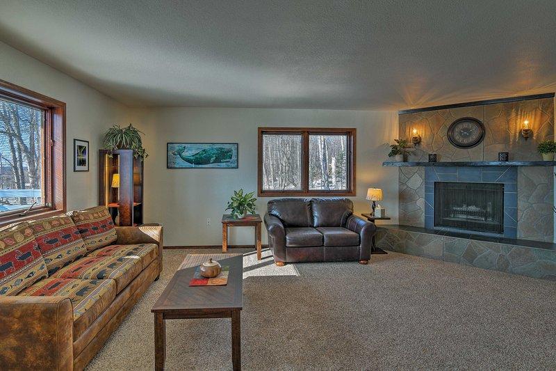 Acogedora en este 2-cama, 1 baño apartamento de vacaciones en Wasilla!