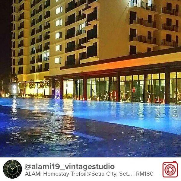 ALAMi Homestay, Trefoil Setia City, vacation rental in Klang