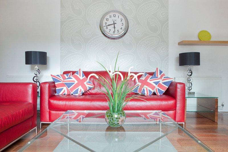 Living Room Cedar House
