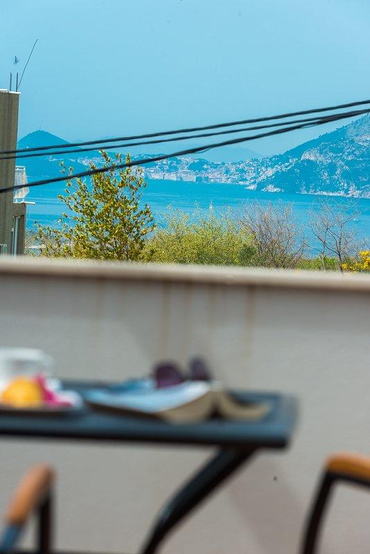 Grand appartement de 3 BDM près de Dubrovnik