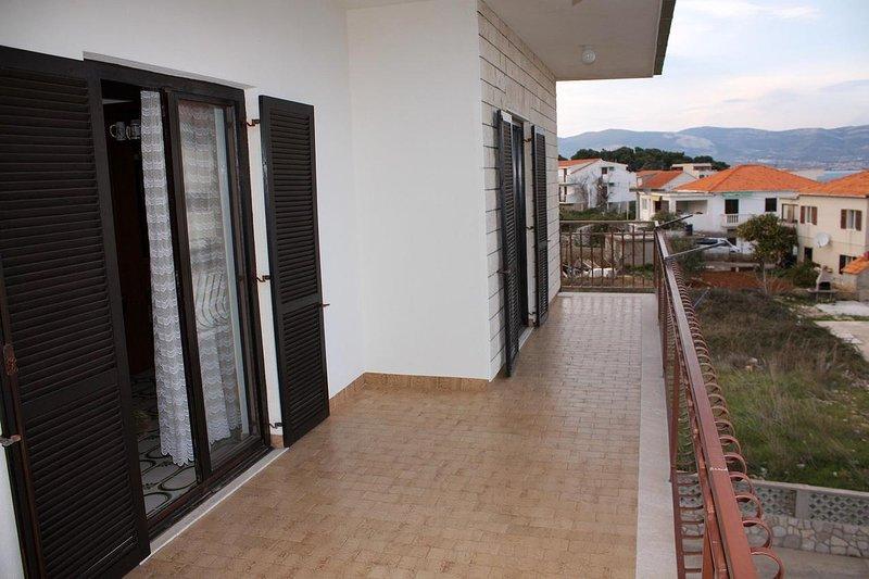 Terrace, Surface: 17 m²