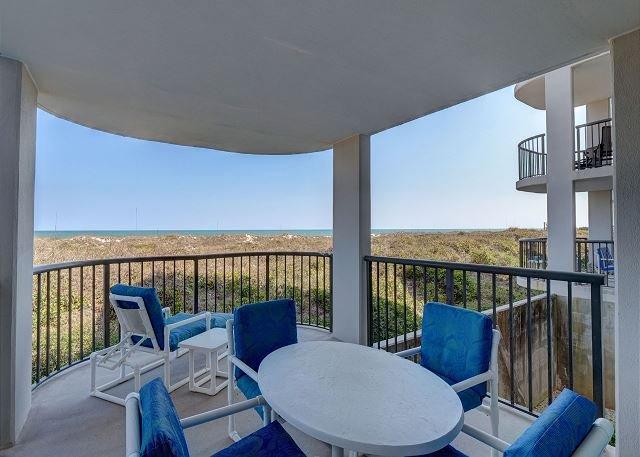 Duneridge 2106 balcón frente al mar