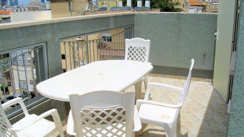 Rooftop Room Tel Aviv
