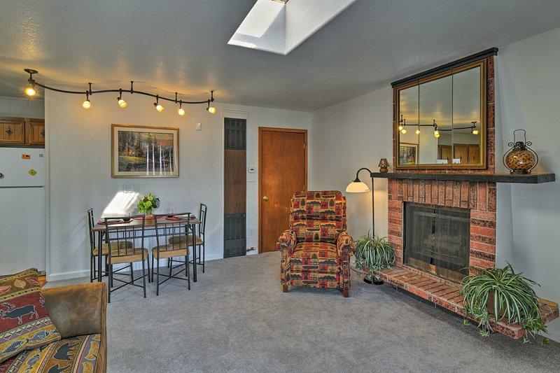 Évadez-vous vers l'Alaska à cette 1 chambre, 1 salle de bain appartement de location à Wasilla!