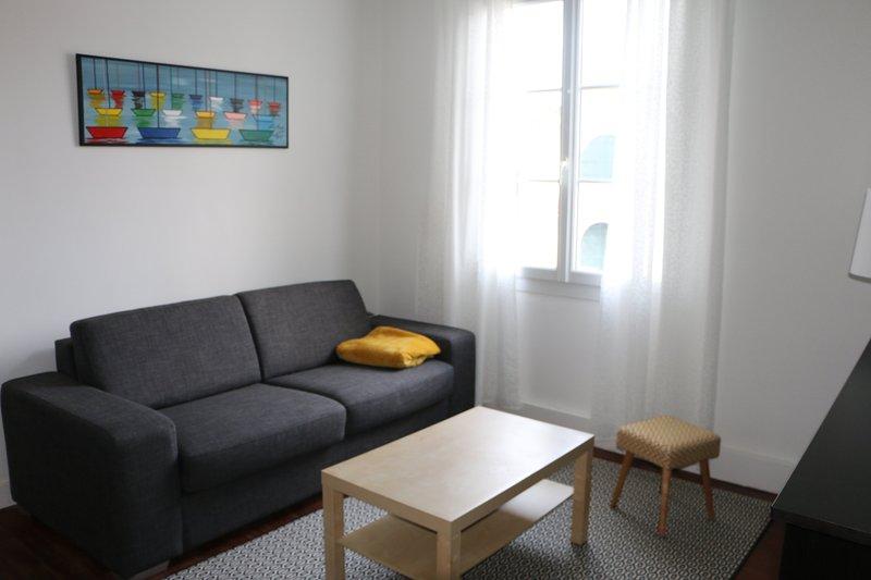 Appartement trop mignon au pays des galettes !, vacation rental in Tharon-Plage