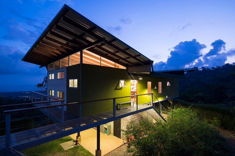 Eco Retreat - Ultimate Privacy - Oceanview, River – semesterbostad i Uvita